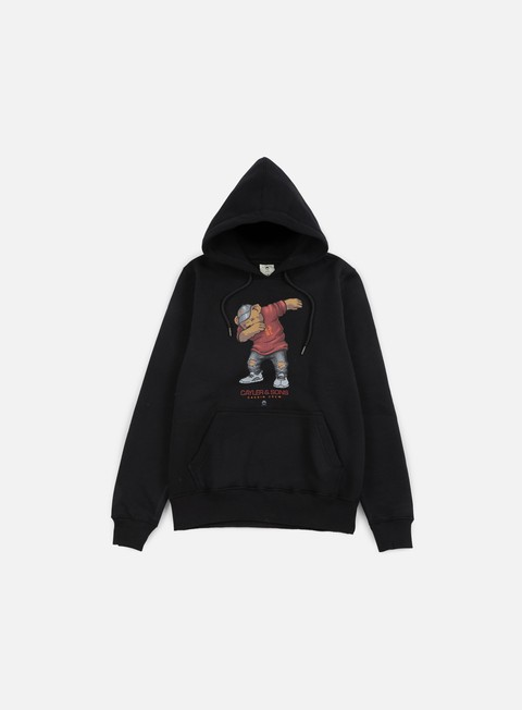 Hooded Sweatshirts Cayler & Sons Dabbin Crew Hoody
