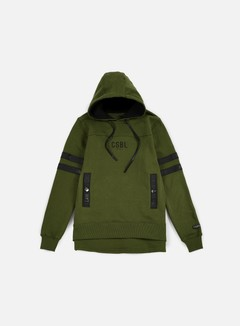 Cayler & Sons - Judgement Day Hoody, Olive/Black 1