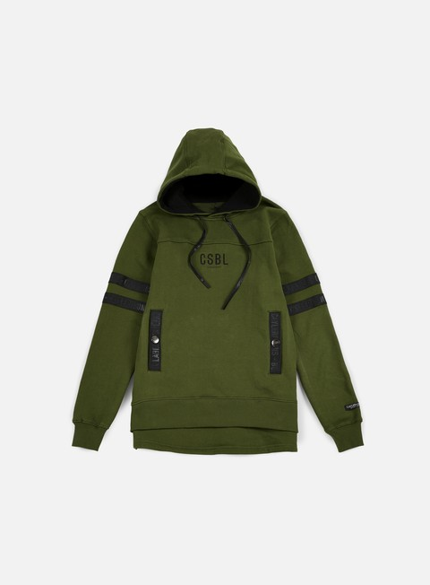 felpe cayler e sons judgement day hoody olive black