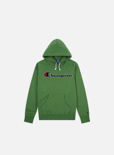 Outlet e Saldi Felpe con Cappuccio Champion Chenille Logo Hoodie