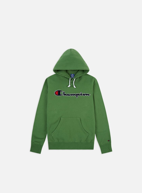 Champion Chenille Logo Hoodie