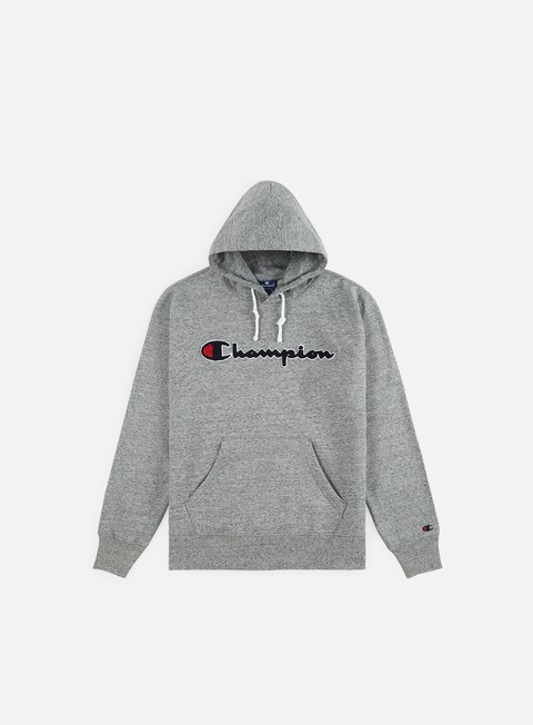 Logo Sweatshirts Champion Chenille Logo Hoodie