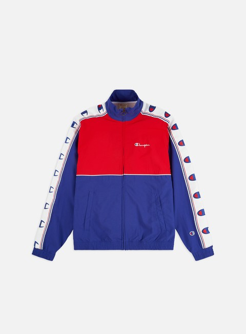Champion Colour Block Taped Track Top