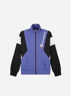 Champion Colour Inserts Full Zip Track Top