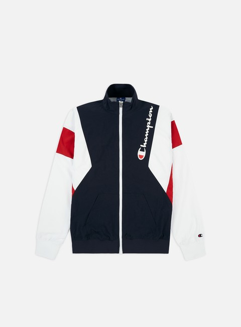 Track Top Champion Colour Inserts Full Zip Track Top