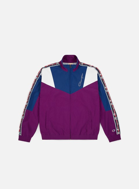 Track Top Champion Full Zip Top