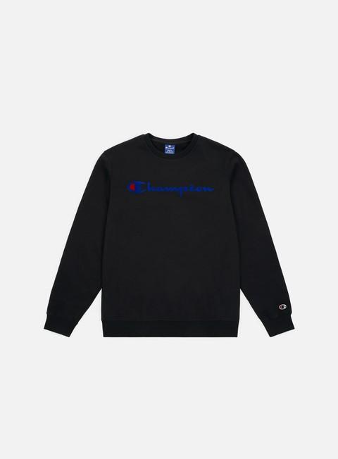 Crewneck Sweatshirts Champion Garment Washed Crewneck