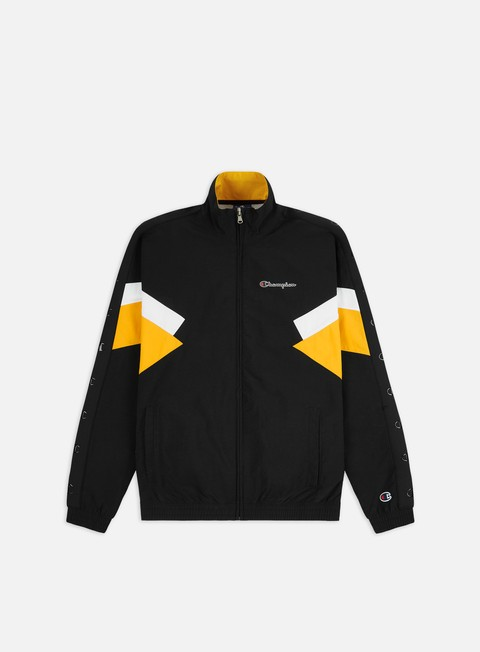 Track Top Champion Glossy C Logo Track Top