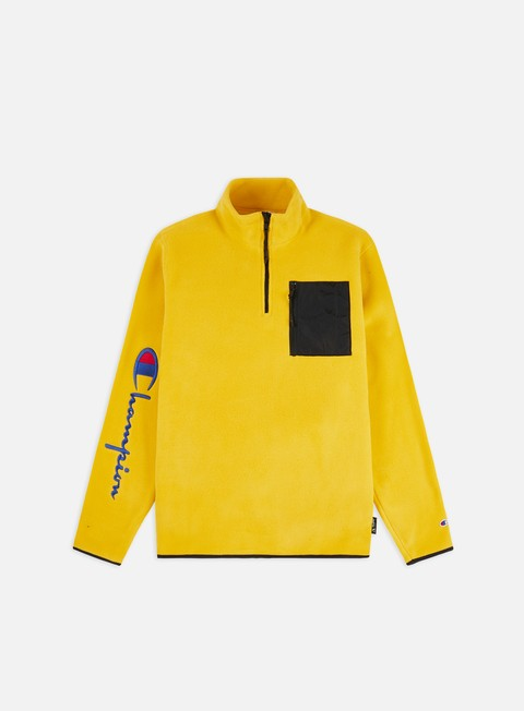 Maglioni e Pile Champion Half Zip Pocket Fleece