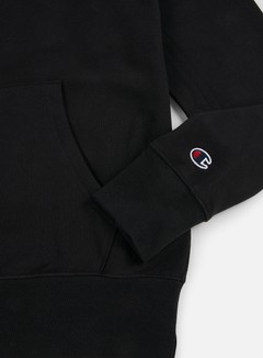 Champion Large Embroidered Logo Hoodie
