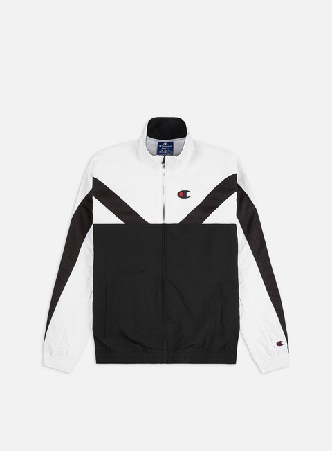 Champion Mesh Inserts Track Top