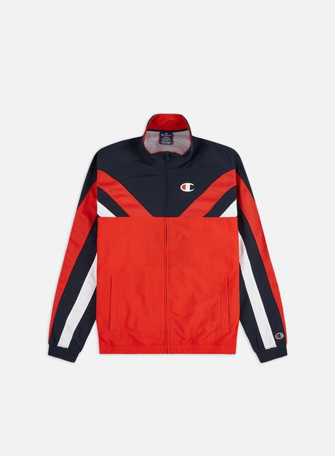 Outlet e Saldi Track Top Champion Mesh Inserts Track Top