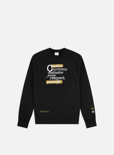 Crewneck Sweatshirts Champion Muhammad Ali Reverse Weave Crewneck