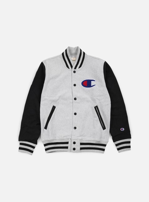 Outlet e Saldi Felpe College Champion Reverse Weave Bomber Fleece