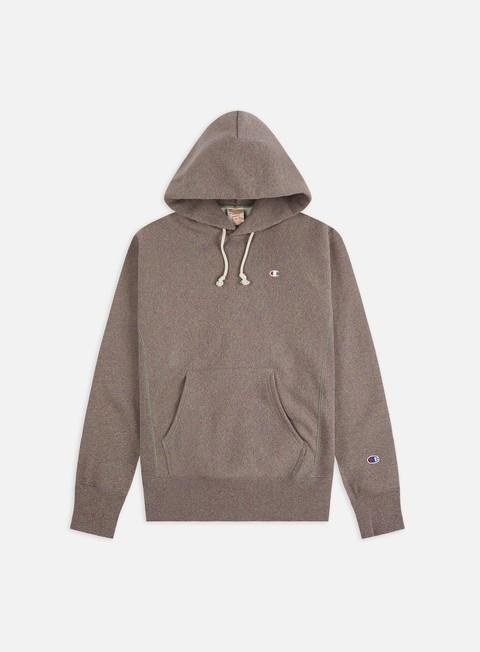 Hooded Sweatshirts Champion Reverse Weave FW Melange Hoodie