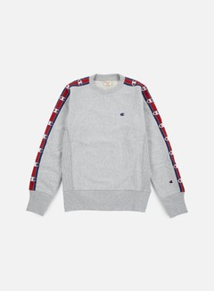 Champion - Reverse Weave Terry Crewneck 90s, Heather Grey 1