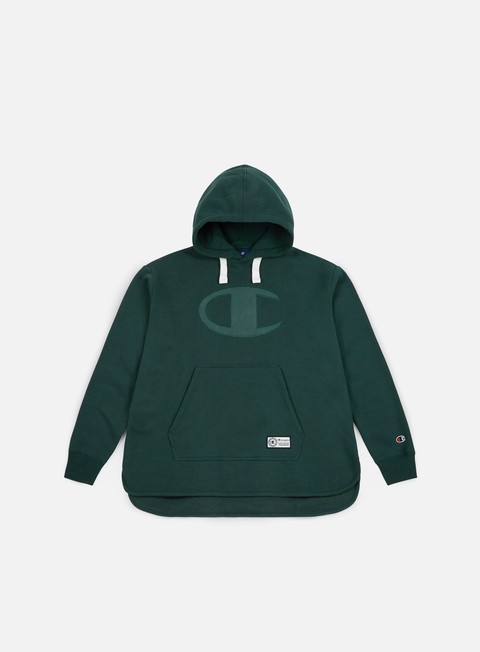 Outlet e Saldi Felpe con Cappuccio Champion Soft Carded Reverse Fleece Hoodie