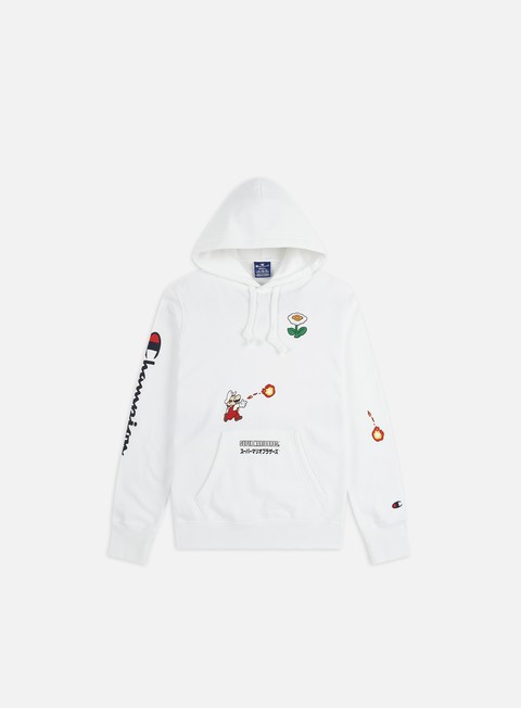 Hooded Sweatshirts Champion Super Mario Bros Hoodie