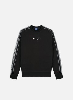 Champion Taped Sleeve Crewneck