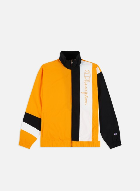 Outlet e Saldi Track Top Champion Tri Colour Block Full Zip Track Top