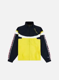 Champion Tri Colour Design Full Zip Track Top