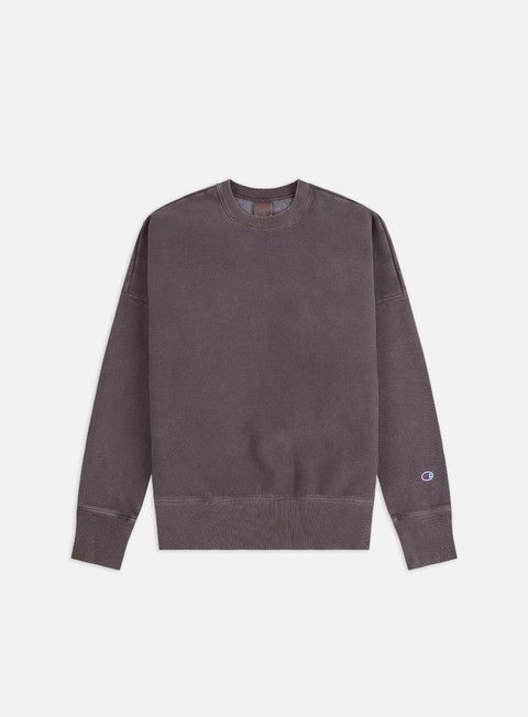 Outlet e Saldi Felpe Girocollo Champion Vintage Washed Crewneck