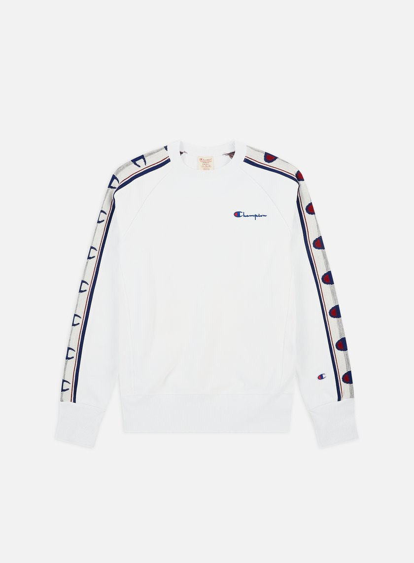 Champion Wool Insert Sleeves Crewneck
