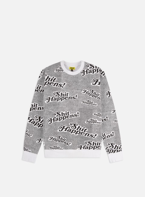 Chinatown Market Shit Happens Crewneck