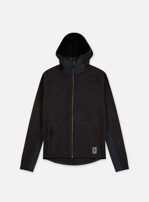 Hooded Sweatshirts Chrome Duramap Zip Hoodie