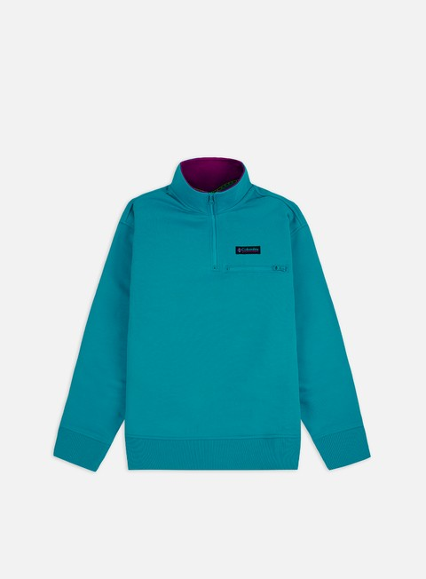 Columbia Bugasweat Quarter Zip Sweatshirt