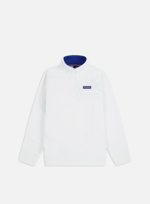 Sale Outlet Zip Sweatshirts Columbia Bugasweat Quarter Zip Sweatshirt