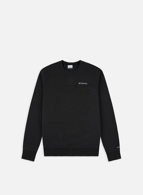 Columbia Columbia Lodge Embossed Crewneck
