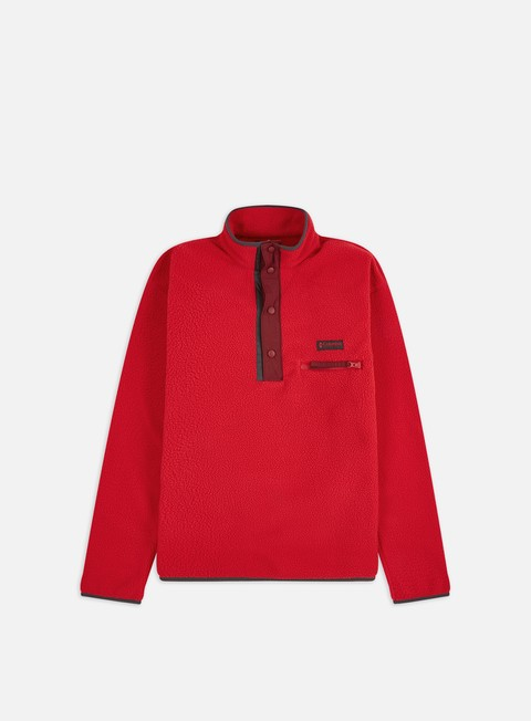 Columbia Helvetia Half Snap Fleece