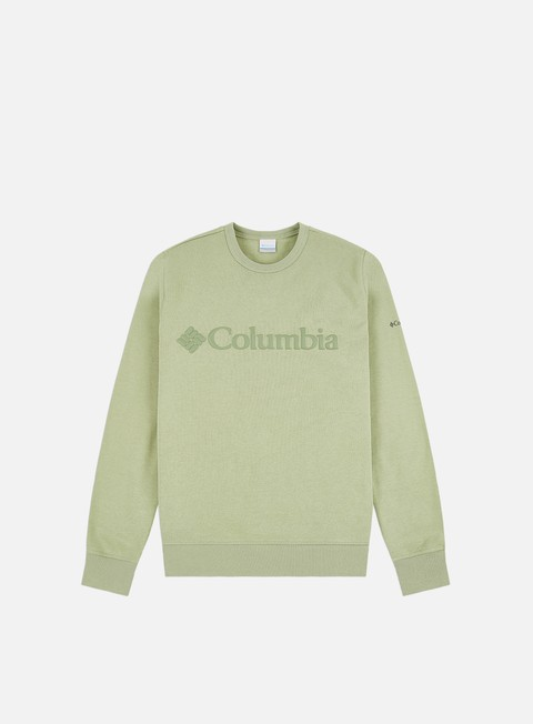 Columbia Logo Fleece Crewneck