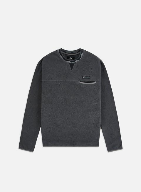 Maglioni e Pile Columbia Wapitoo Fleece Pullover