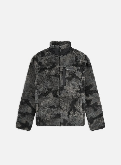Columbia Winter Pass Print Full Zip Fleece