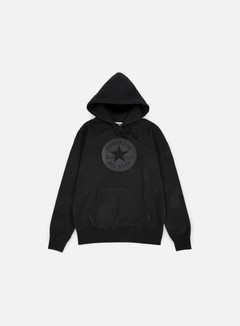 Converse - Chuck Taylor Rubber Hoodie, Black 1
