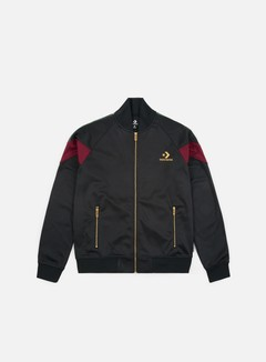 Converse - Luxe Star Chevron Track Jacket, Black
