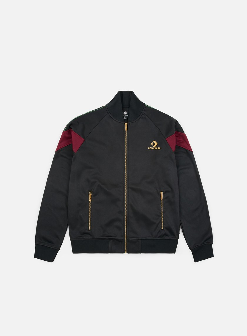 c986f2df1476 CONVERSE Luxe Star Chevron Track Jacket € 40 Track Top