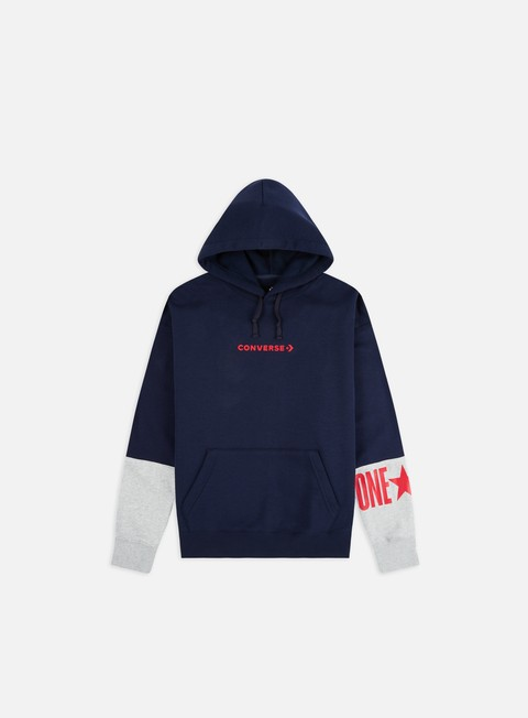 Converse One Star Block Pack Pullover Hoodie