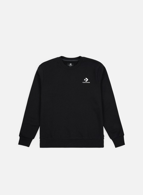 Sale Outlet Crewneck Sweatshirts Converse Star Chevron Emb Crewneck