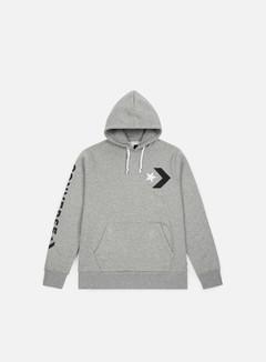 Converse Star Chevron Graphic Pullover Hoodie