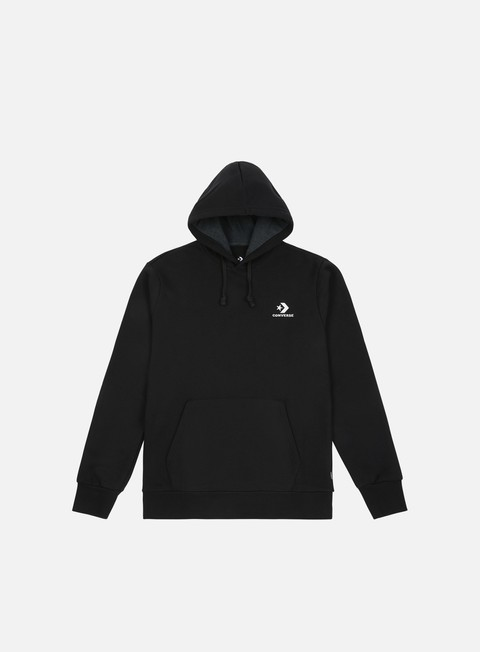 Sale Outlet Hooded Sweatshirts Converse Star Chevron Pullover Hoodie