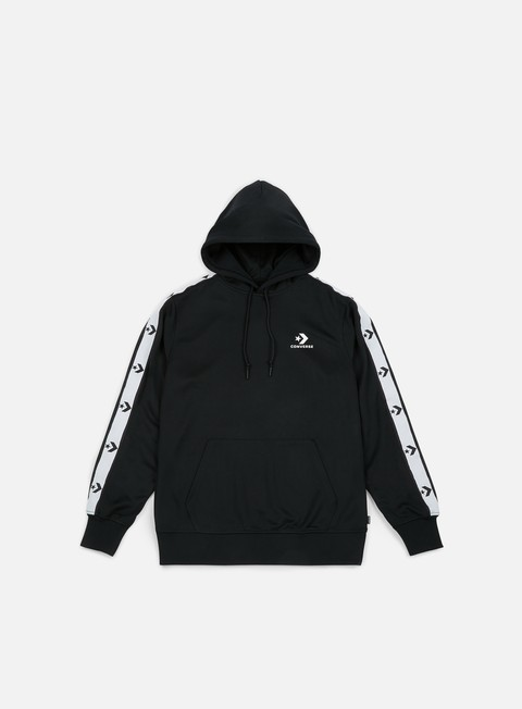 Sale Outlet Hooded Sweatshirts Converse Star Chevron Track Hoodie