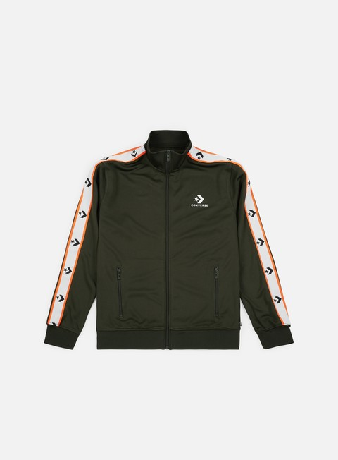 Outlet e Saldi Track Top Converse Star Chevron Utility Track Jacket