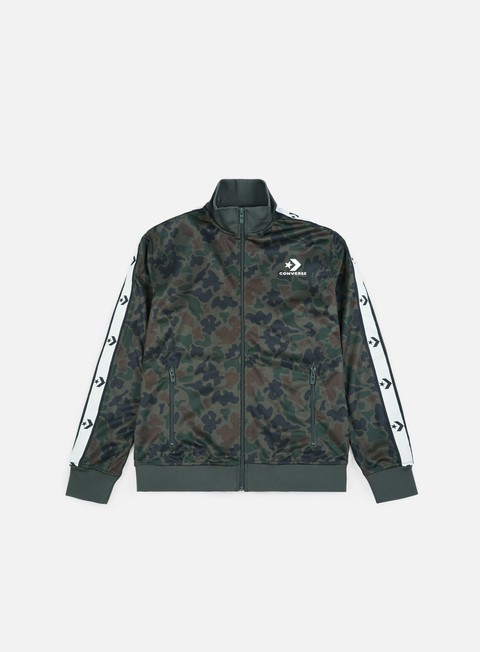 Outlet e Saldi Track Top Converse Track Jacket