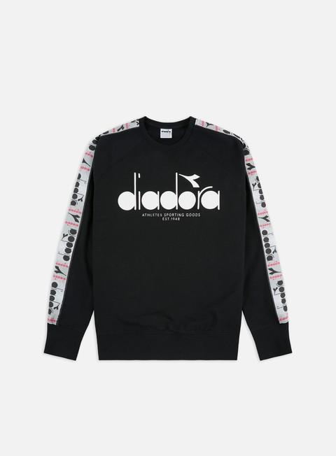 Crewneck Sweatshirts Diadora 5Palle Offside Crewneck