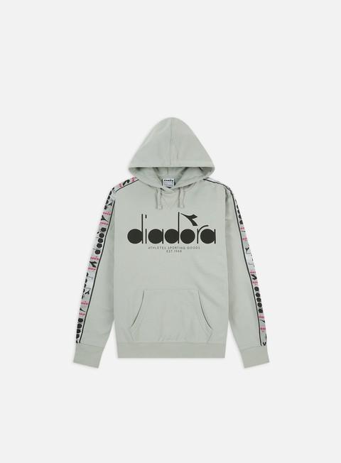 Hooded Sweatshirts Diadora 5Palle Offside Hoodie