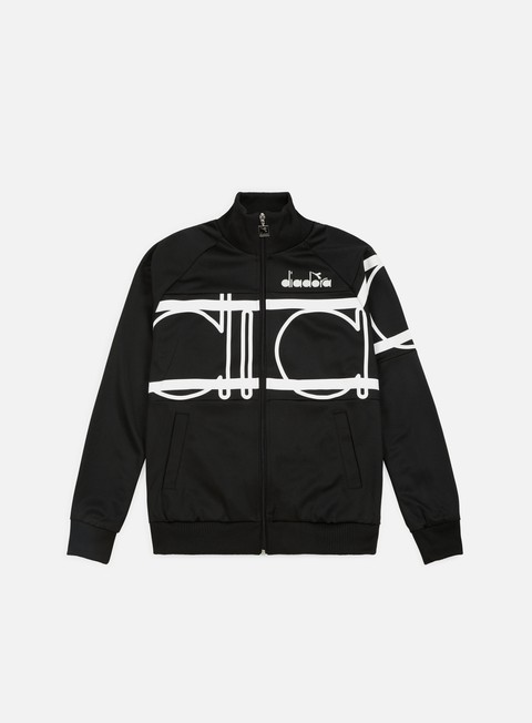 Sale Outlet Track Top Diadora 80s Bold Jacket