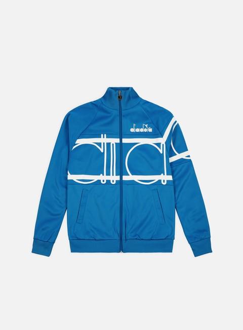Outlet e Saldi Track Top Diadora 80s Bold Jacket